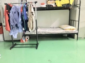 Clean and tidy room gives a good hygienic living condition
