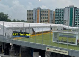 Largest RRT Swab Operation for Foreign Workers